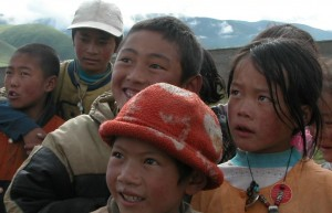 children_looking