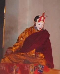 Losar 2012 Guru Rinpoche